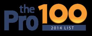 Pro 100 Award